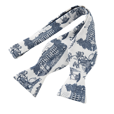 "brooks-brothers ""americana"" themed toile-print bow tie2"