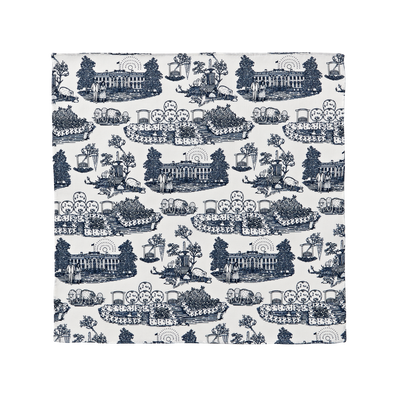 "brooks-brothers ""americana"" themed toile-print"