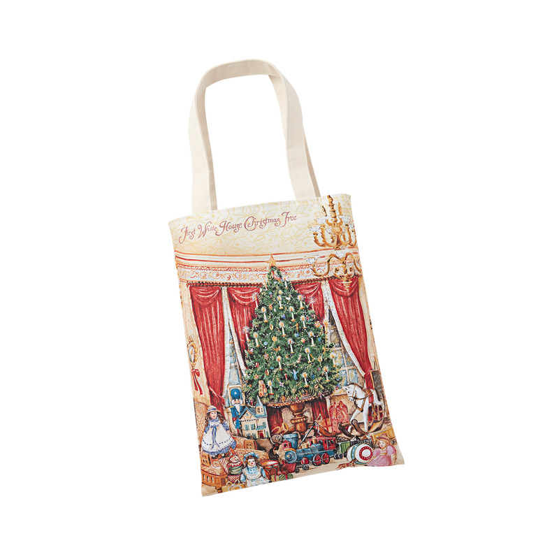 Christmas Tote-Front