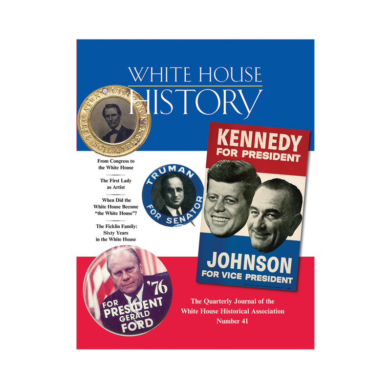 White House History-From Congress to The White House (#41)-Front Cover