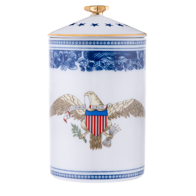 American Eagle Heirluminare Votive-with Lid