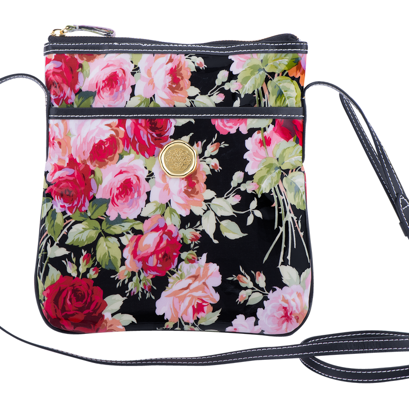 Anna Griffin White House Rose Garden Cross-Body Bag