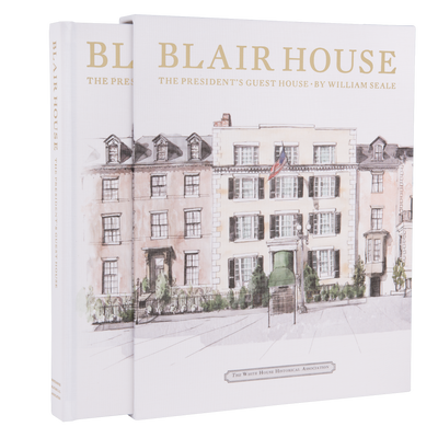 Blair House: The President's Guest House-Sleeve Holder