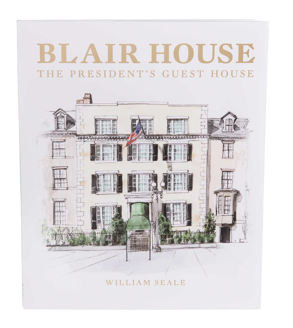 Blair House: The President's Guest House-Front Cover