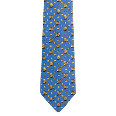 The Blue Room Tie (Blue)