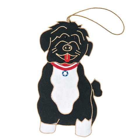 Bo Ornament-Front