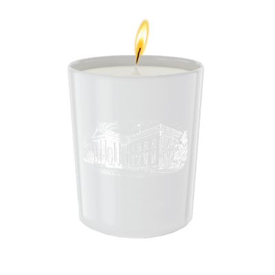 Rose Scented Candle