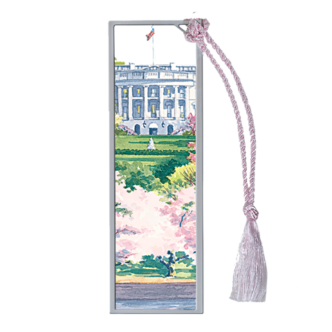 Cherry Blossoms bookmark