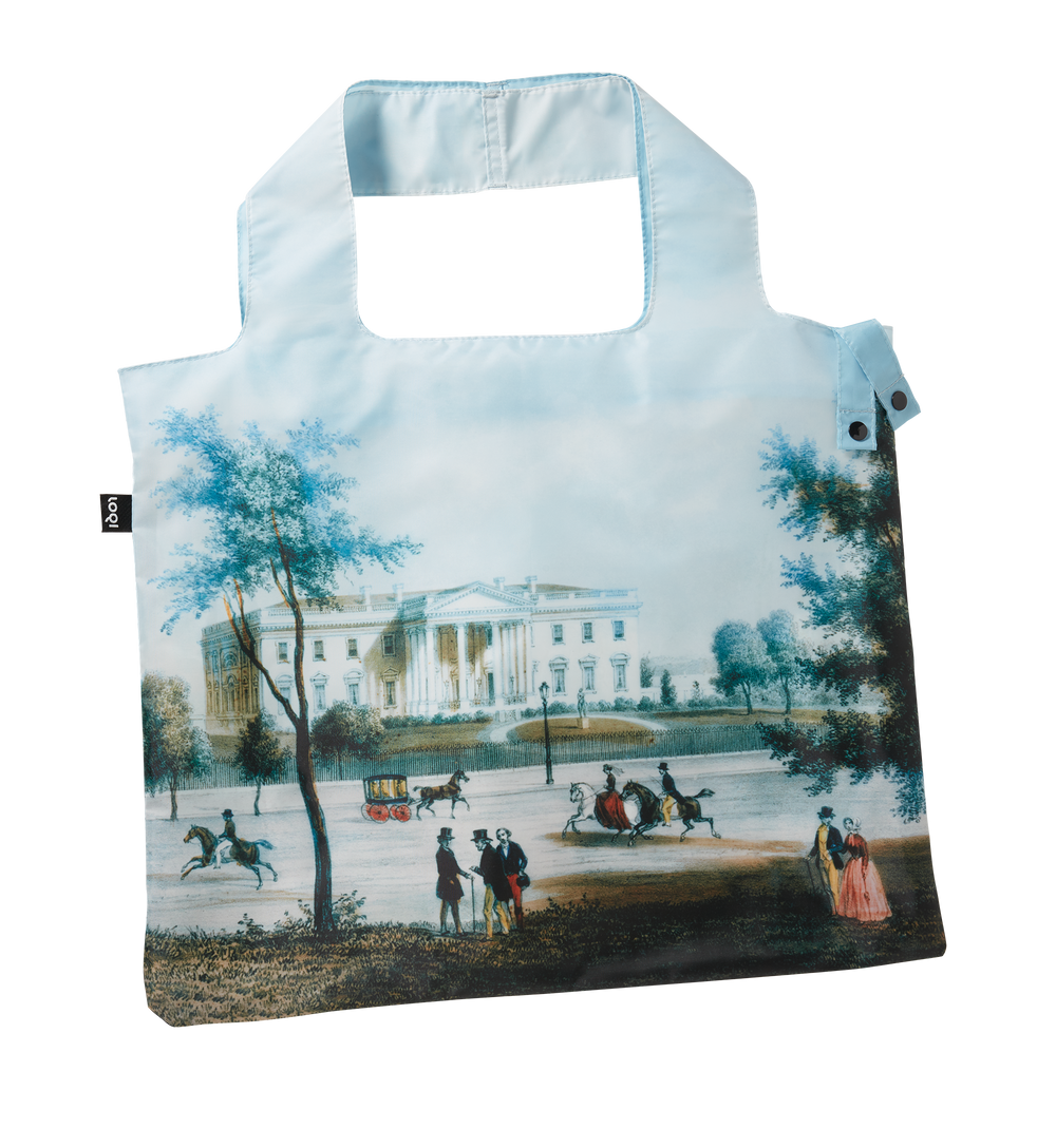 Reusable Horse And Carriage Bag
