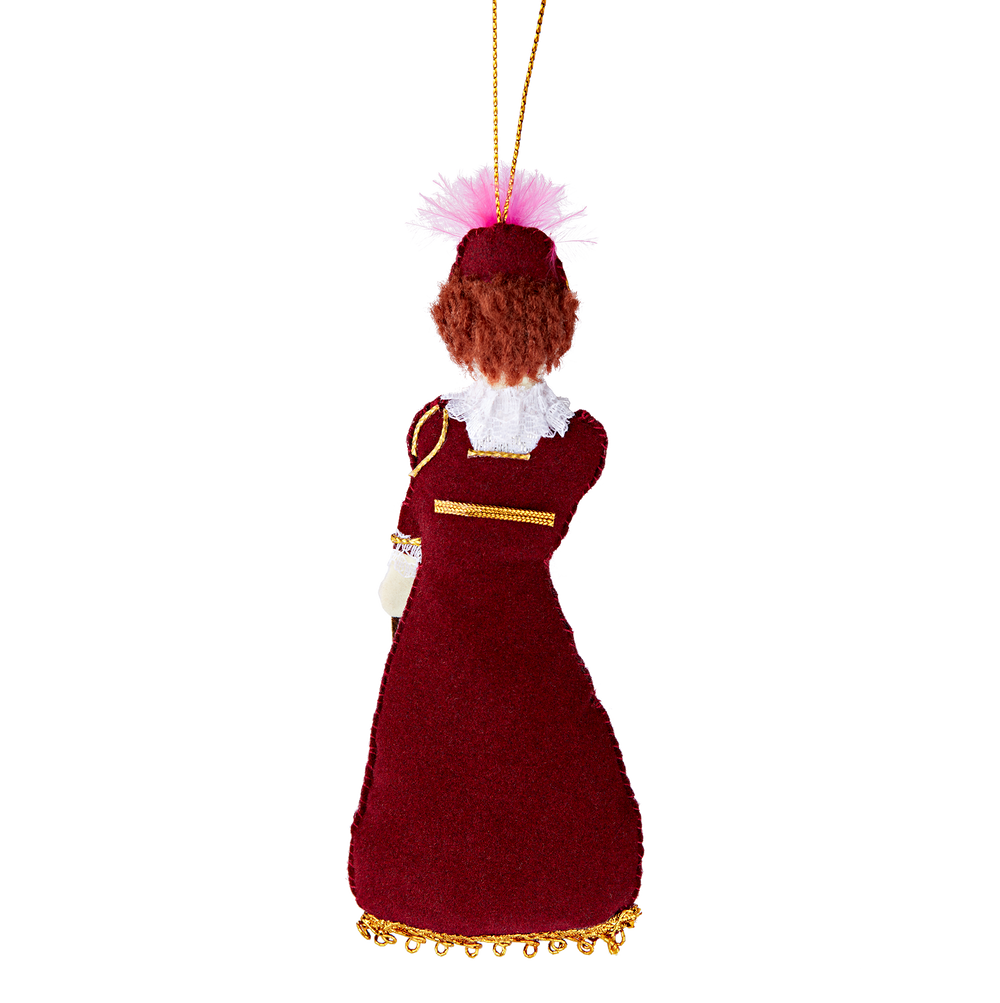 Dolley Madison Ornament