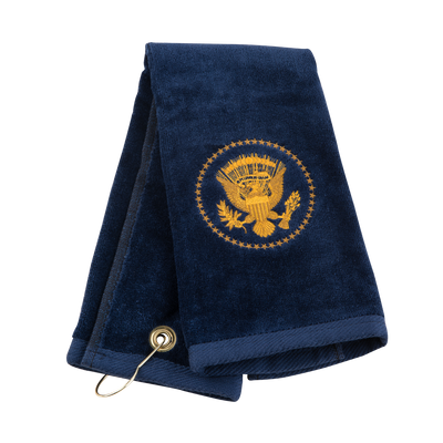 Truman Seal Golf Towel