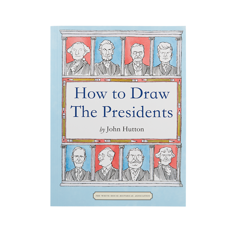 How to Draw The Presidents book cover