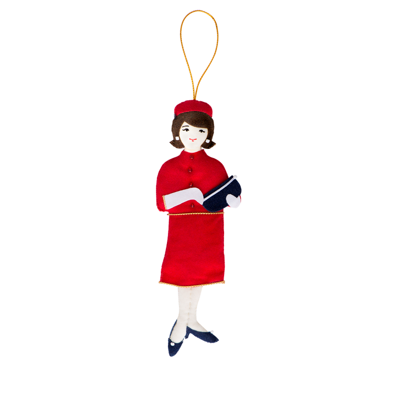 Jacqueline Kennedy Ornament