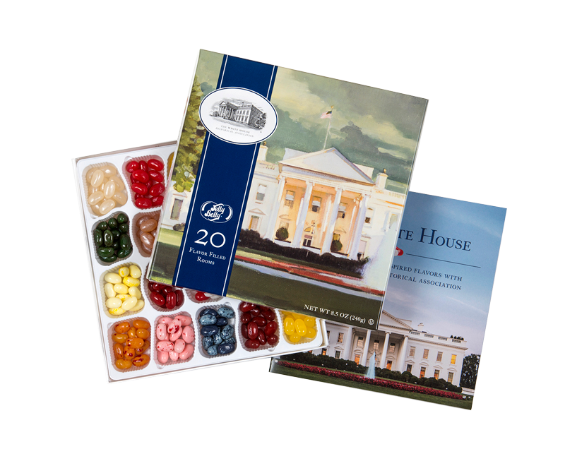 Jelly Belly Gift Box with North Portico Cover