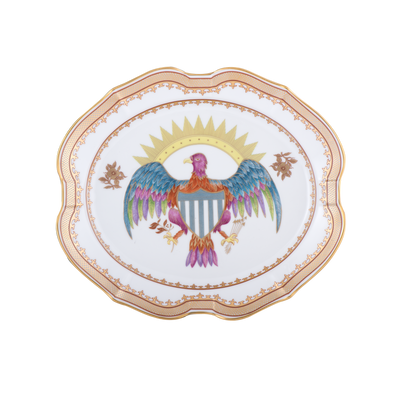 Small Eagle Platter