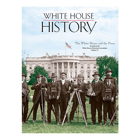 White House History-The White House and the Press (# 37)