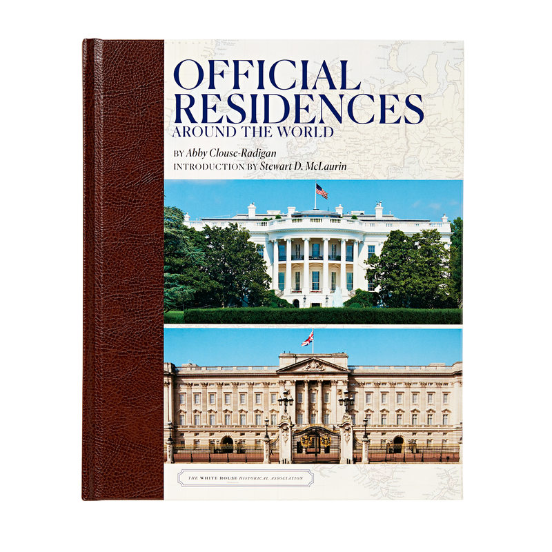Official Residences Around the World-Front Cover