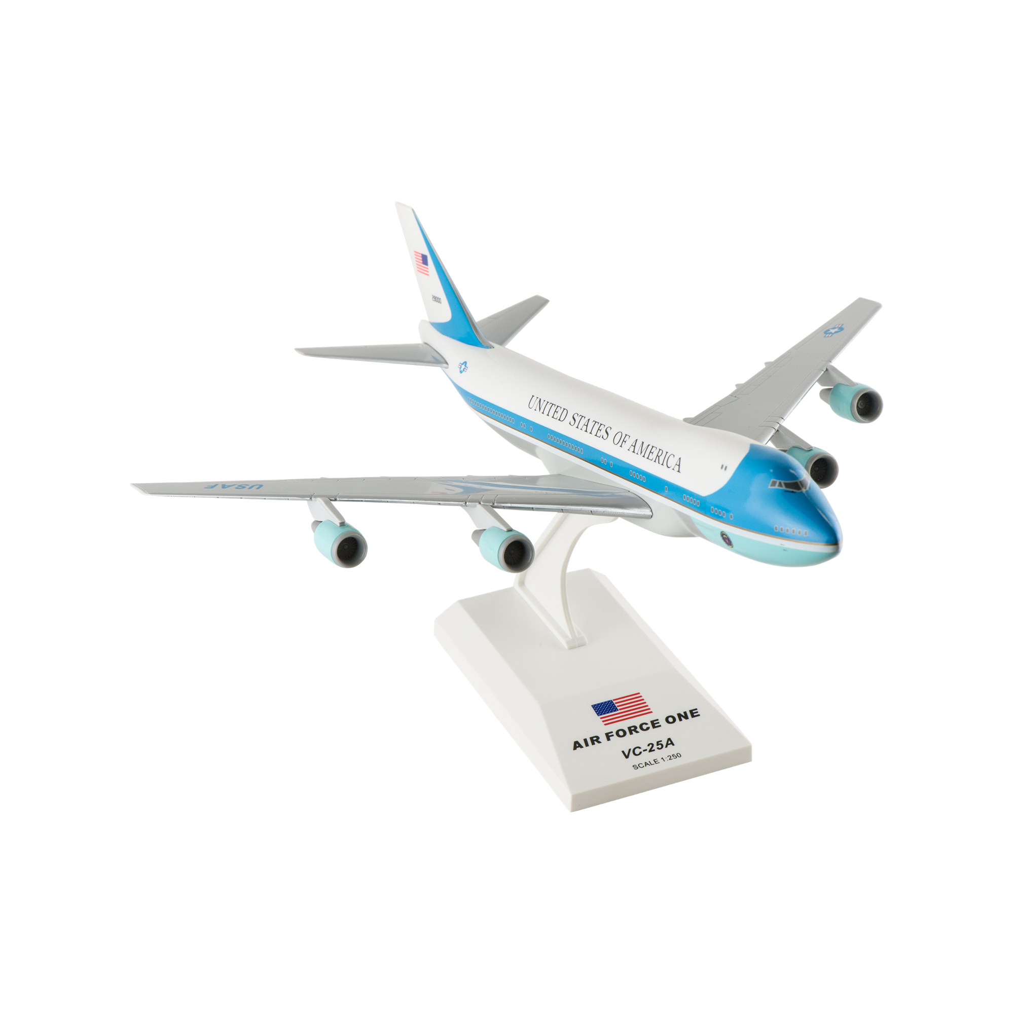 Air Force One Model Plane White House Historical Association