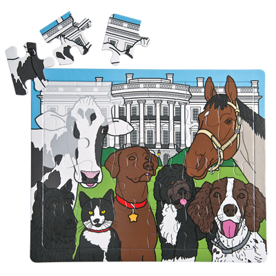 Presidential Pets Puzzle