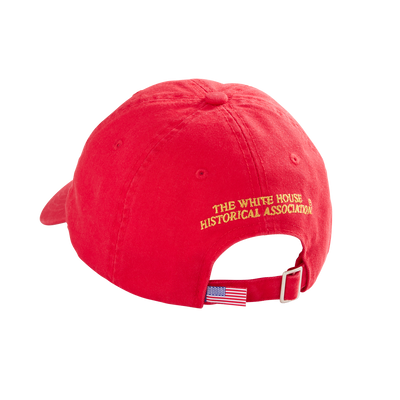 Red Truman Seal Hat