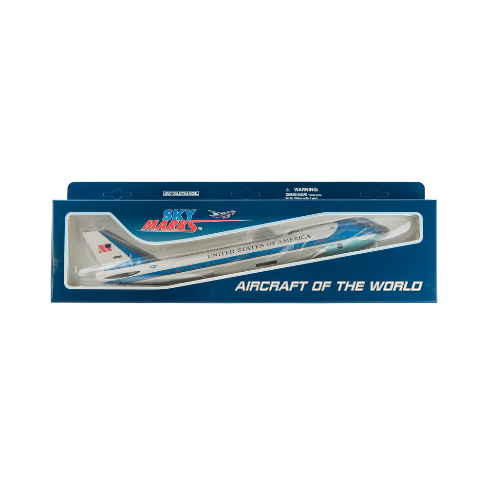 Air Force One Model Plane-In Package