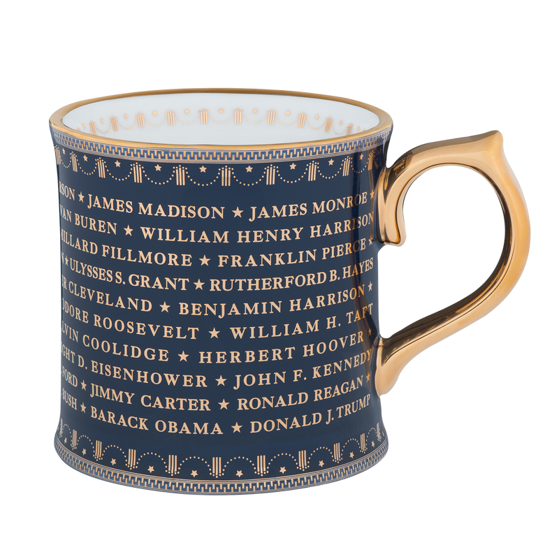 Presidents Mug-Right