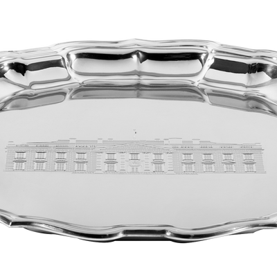 Salisbury White House Chippendale Tray