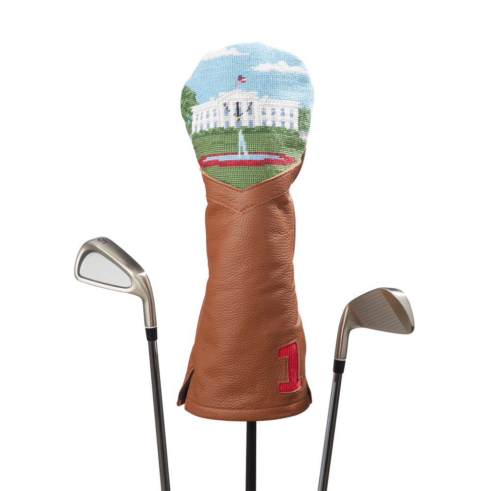 Smathers & Branson White House Golf Cover