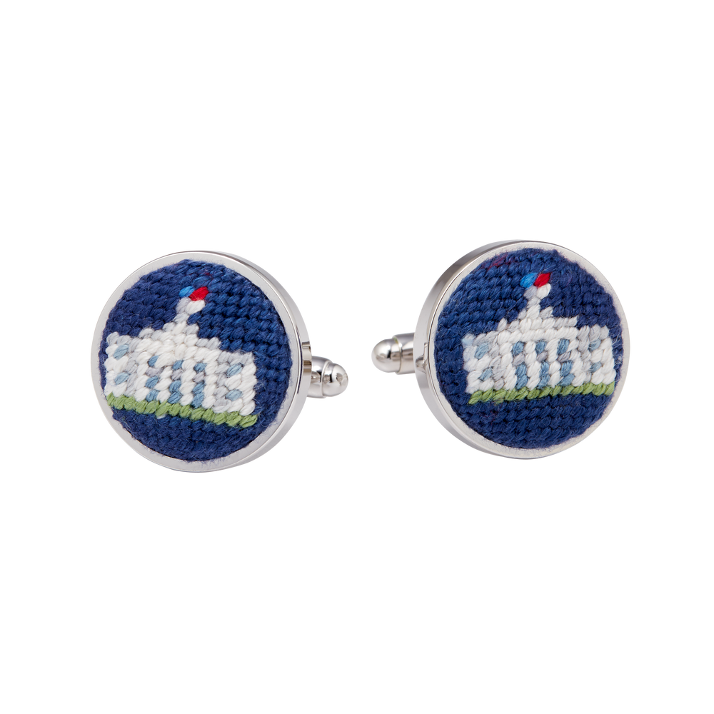 Smathers & Branson White House Cuff Links