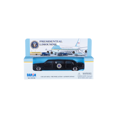 Presidential Toy Limousine-In Package