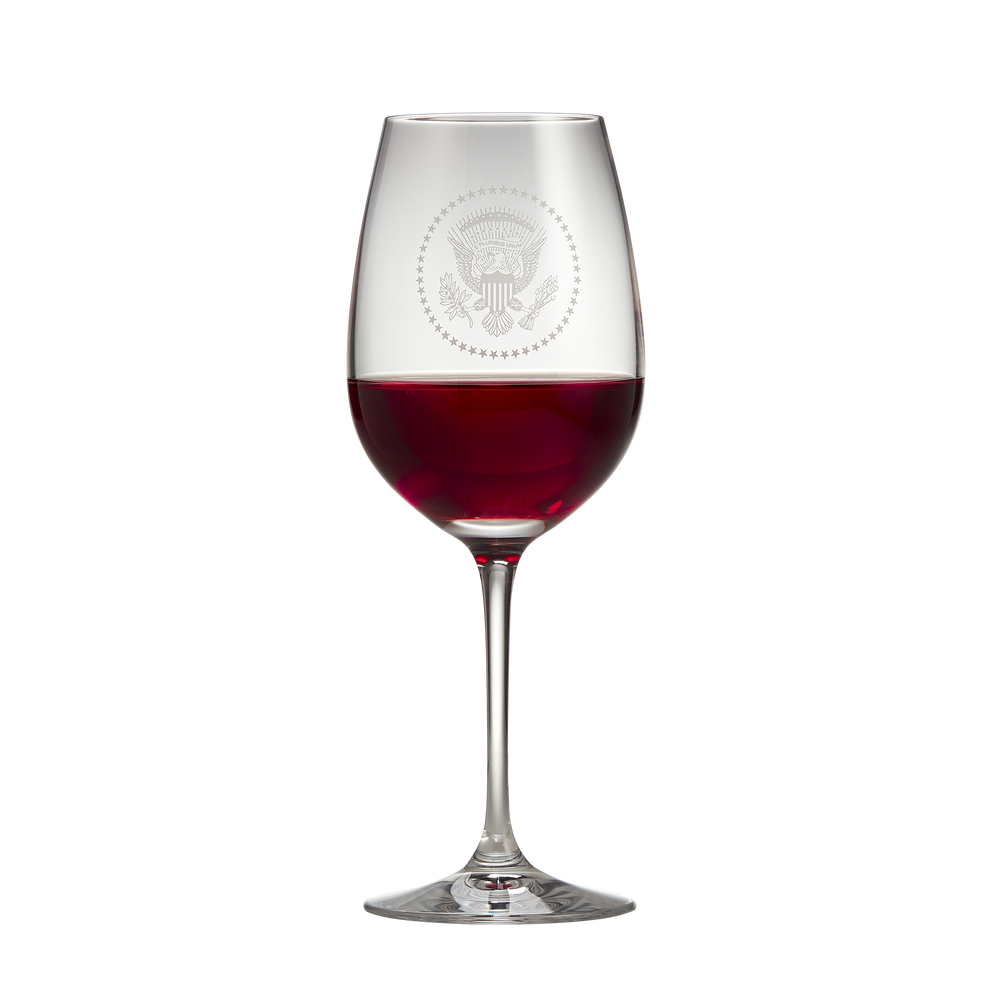 Truman Seal Wine Glasses