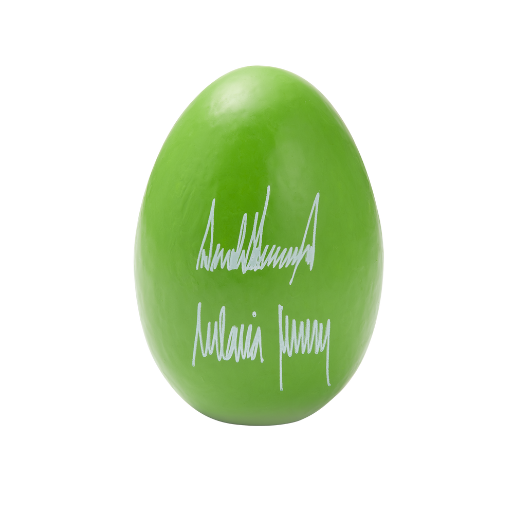 Official 2018 Green White House Easter Egg