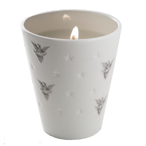 Eagle and Stars Candle
