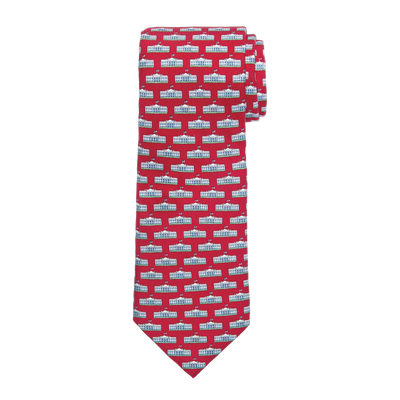 Vineyard Vines Tie-Red