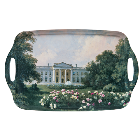 White House 1914 Serving Tray