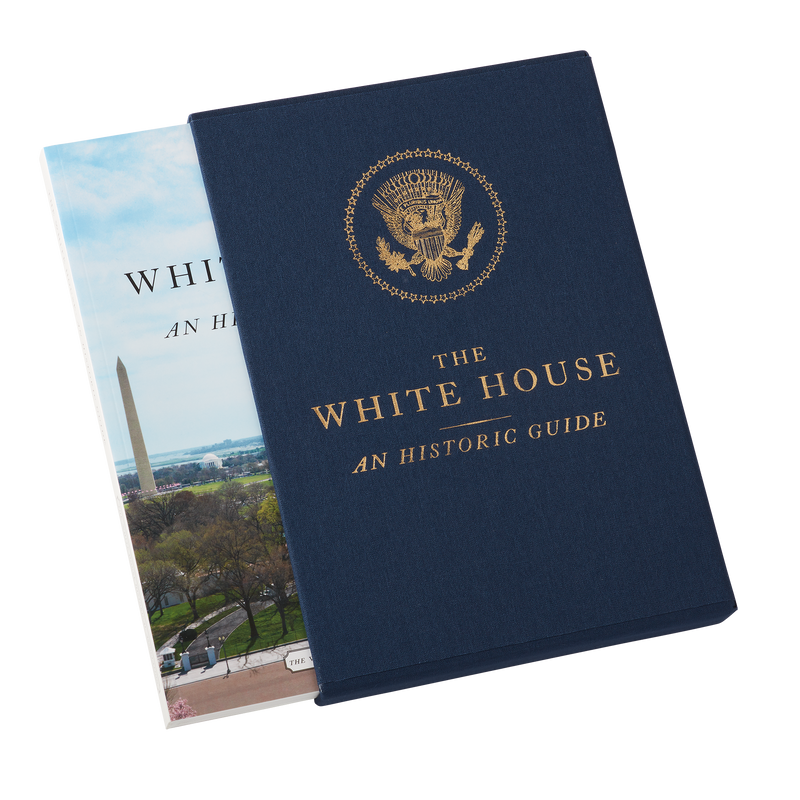 The White House: An Historic Guide in Slipcase-Book with Slipcase