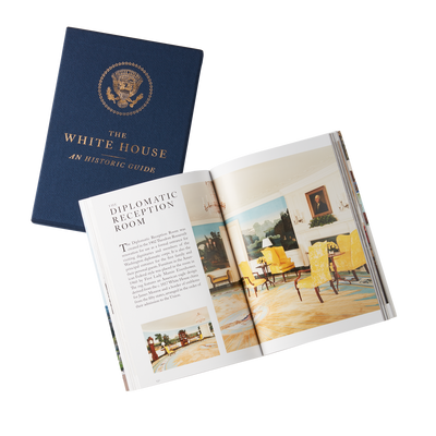 The White House: An Historic Guide in Slipcase