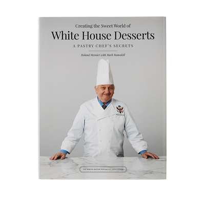White House Desserts book