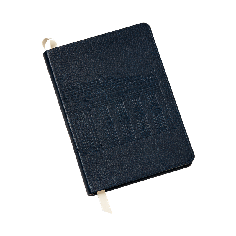 Embossed White House Notebook