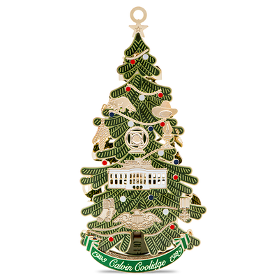 2015 White House Christmas Ornament