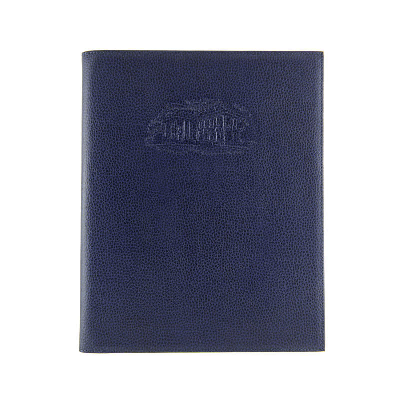 1600 Large Leather Folio-Front