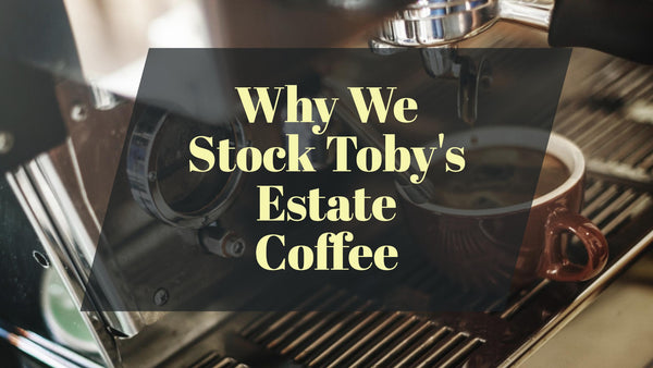 tobys estate coffee