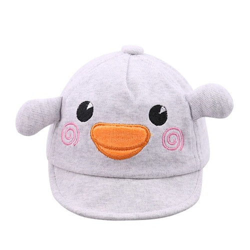 Cute Baby Kids Unisex Cartoon Hat