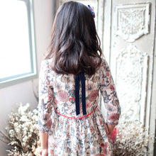 Load image into Gallery viewer, (Girl) Floral Tunic Dress