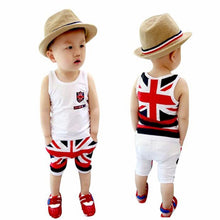 Load image into Gallery viewer, Baby & Kids 2Pcs Set T-Shirt
