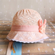 Load image into Gallery viewer, Toddler Solid Bowknot Hat