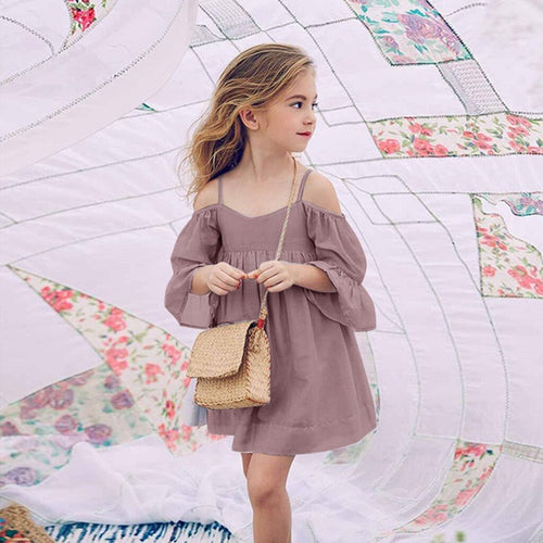 Cute Baby Girl Summer Dress