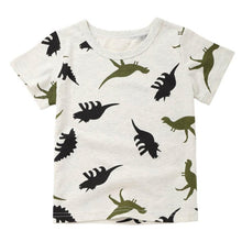 Load image into Gallery viewer, Cartoon Dinosaur T-Shirt