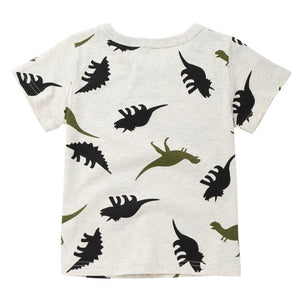Cartoon Dinosaur T-Shirt