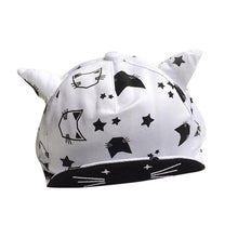 Load image into Gallery viewer, Children Kids Baby Hat Cartoon Print Spring Summer